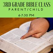 3rd Grade Bible Class