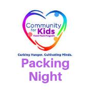 Community 4 Kids Packing Night