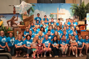 Serve Child VBS